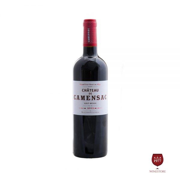 Rượu Vang Chateau de Camensac – Vang Thượng Hạng Nhập Khẩu