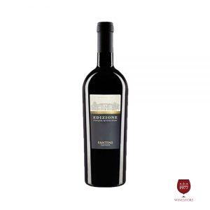 Rượu vang Edizione Blend