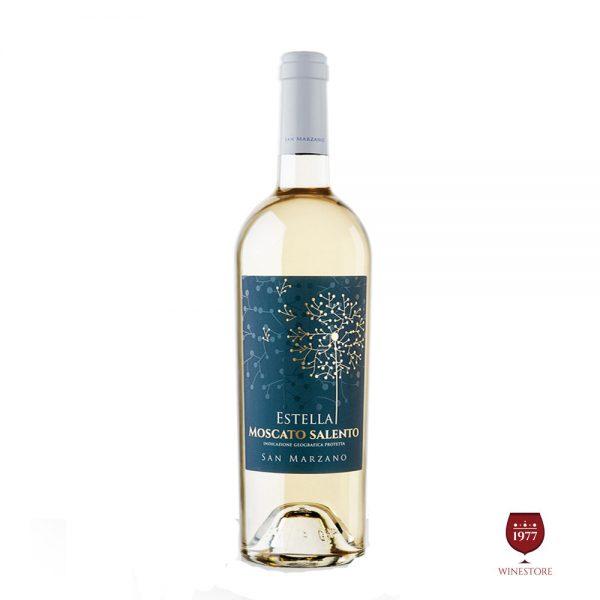 Rượu Vang Estella Moscato – Vang Trắng Nhập Khẩu Ý