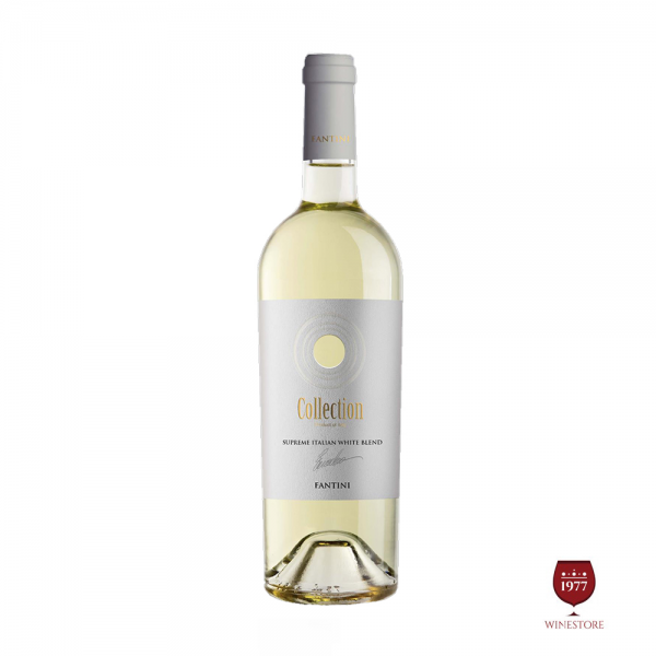 Rượu Vang Fantini Collection Superme Italian White Blend