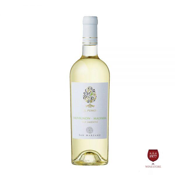 Rượu Vang IL Pumo Sauvignon Malvasia – Vang Trắng Ngon Của Ý