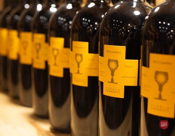 rượu vang chén thánh ý ROCCAMORA
