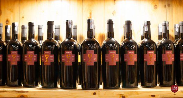 rượu vang chén thánh mác hồng Armentino