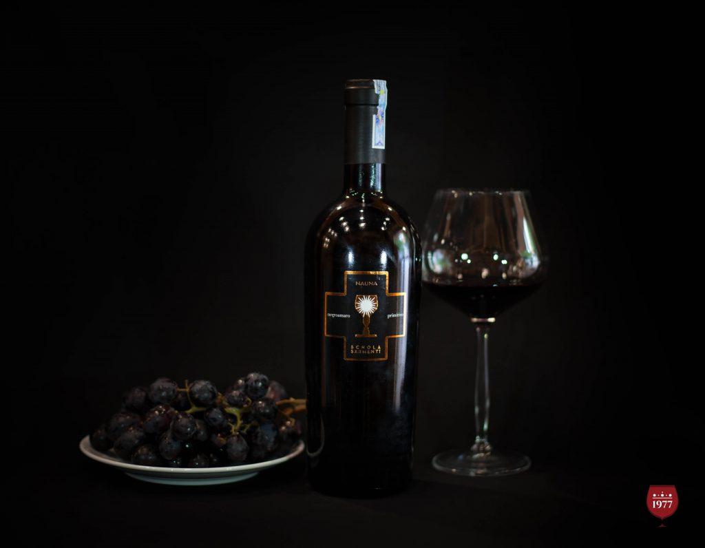 rượu vang NAUNA IGT