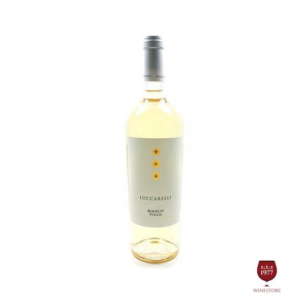 Rượu Vang Luccarelli Bianco – Vang Ý 100% Nhập Khẩu Chính Hãng