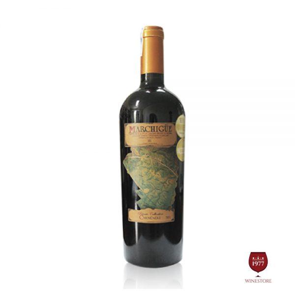 Rượu Vang Chile Cao Cấp Marchigue – Vang Chính Hãng