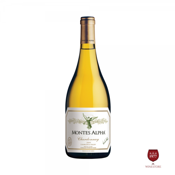 Rượu Vang Montes Alpha Chardonnay – Báo Giá Vang Chile Montes