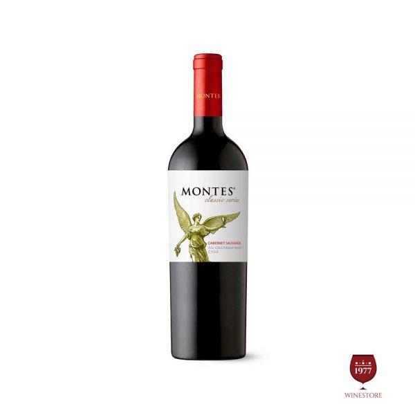 Rượu Vang Chile Montes Classic Series Cabernet Sauvignon