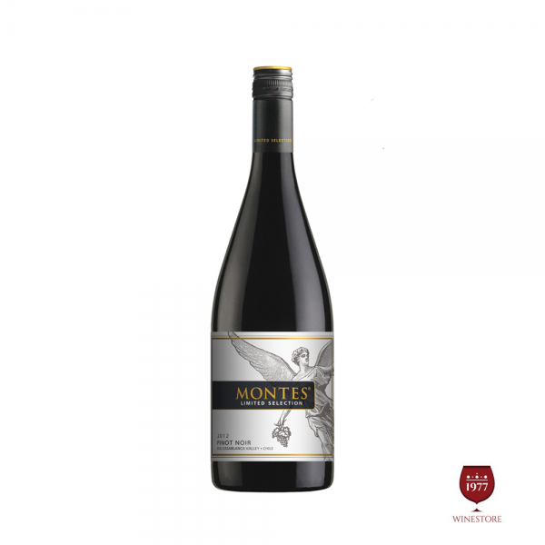 Rượu Vang Montes Limited Selection Pinot Noir – Vang Chile Cao Cấp