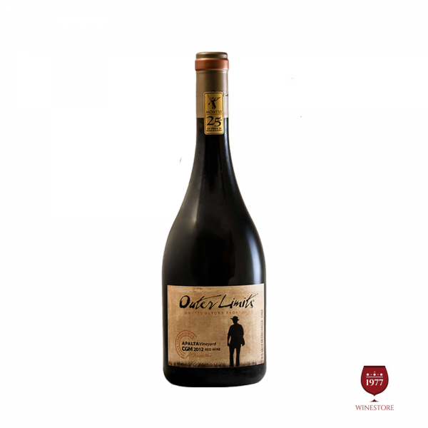 Rượu Vang Montes Outer Limits CGM – Đẳng Cấp Rượu Vang Chile