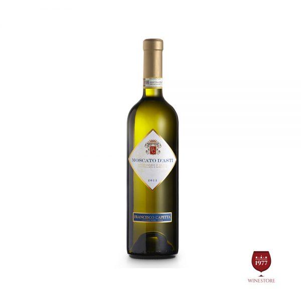 Rượu Vang Moscato D Asti – Vang Ý Nhập Giá Tốt Nhất