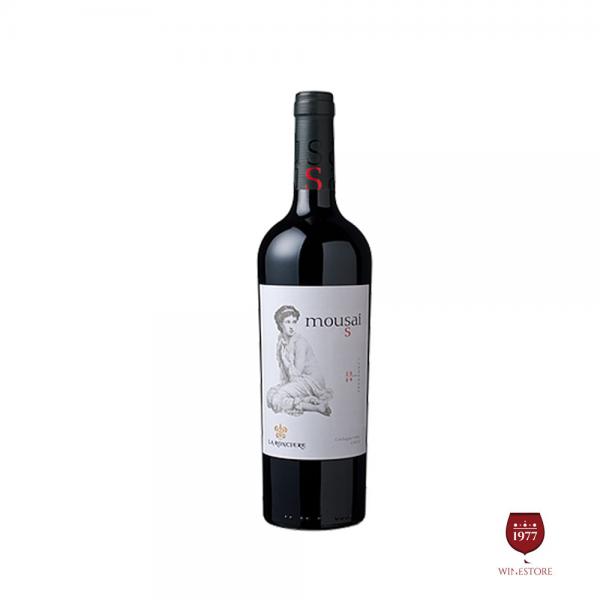 Rượu Vang Mousai Cabernet Sauvignon – Vang Chile Giá Tốt
