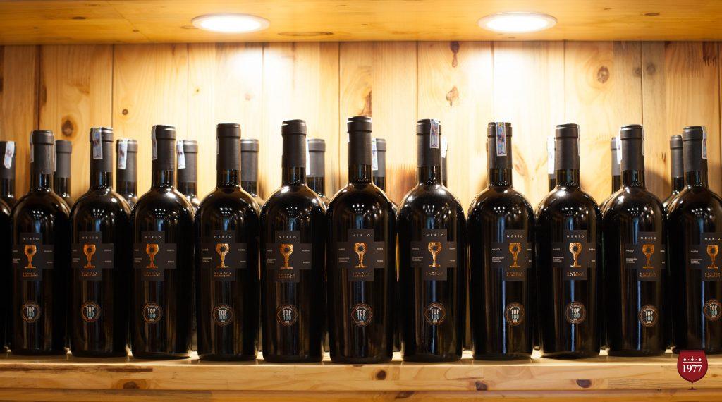 rượu vang NERIO DOC