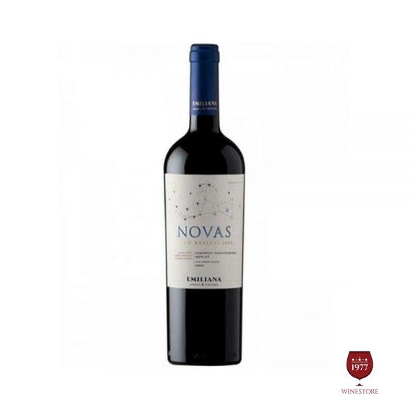 Rượu Vang Chile Novas Gran Reserva Cabernet Sauvignon