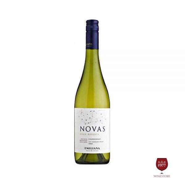 Rượu Vang Novas Gran Reserva Chardonnay – Vang Trắng Chile