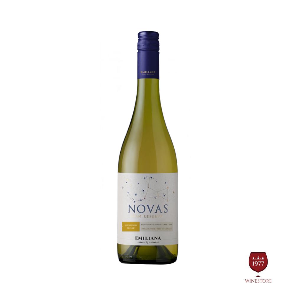 Rượu Vang Chile Novas Gran Reserva Sauvignon Blanc