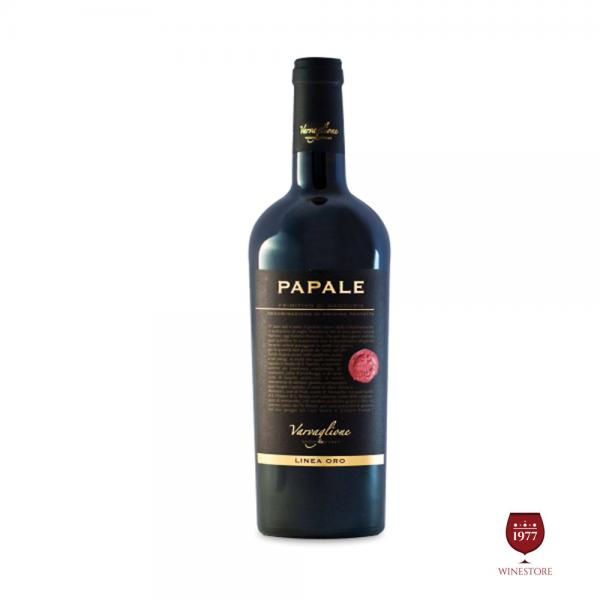 Rượu Vang Papale Primitivo – Vang Ý Thượng Hạng