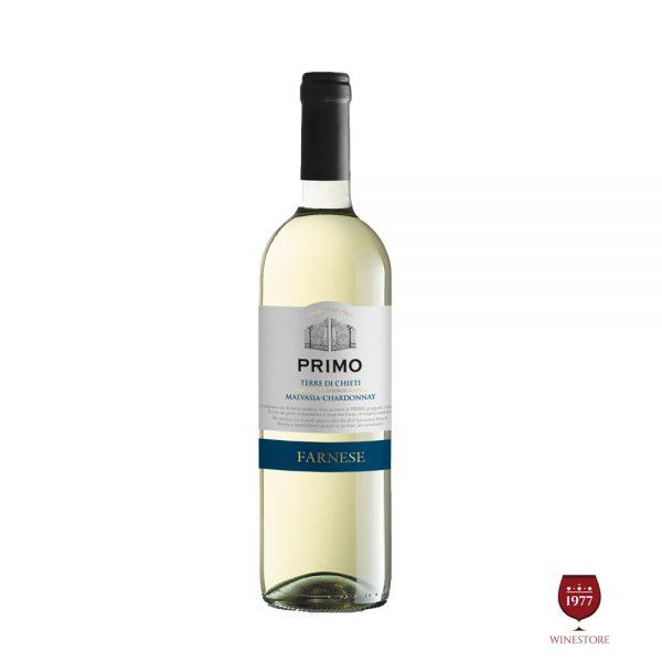 Rượu Vang Primo Malvasia Chardonnay – Vang Ý Nhập Khẩu Chính Hãng