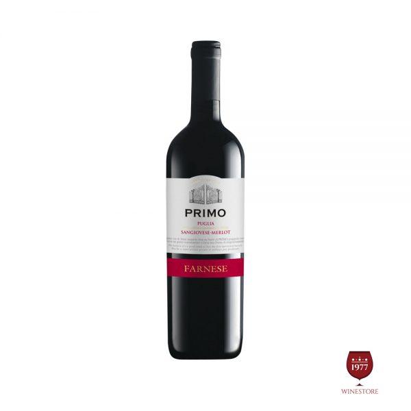 Rượu Vang Primo Sangiovese Merlot – Vang Ý Ngon Giá Tốt