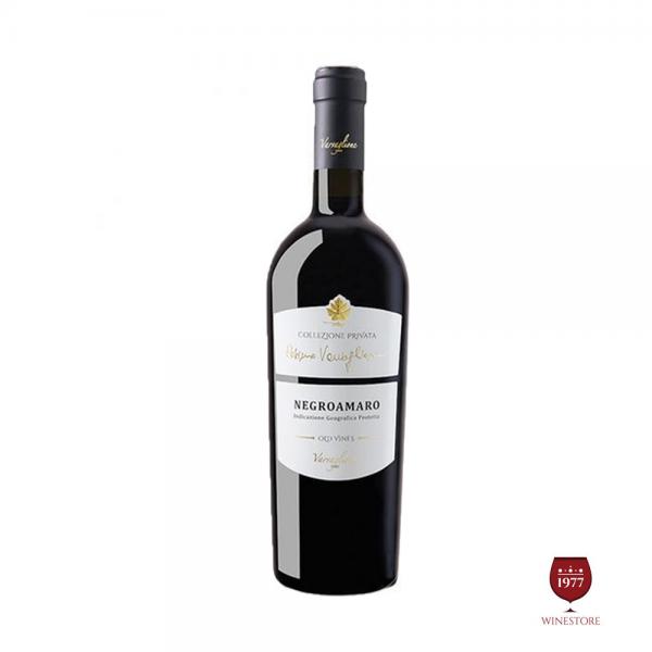 Rượu Vang Privata Negroamaro – Dòng Vang Ý Cao Cấp Chính Hãng