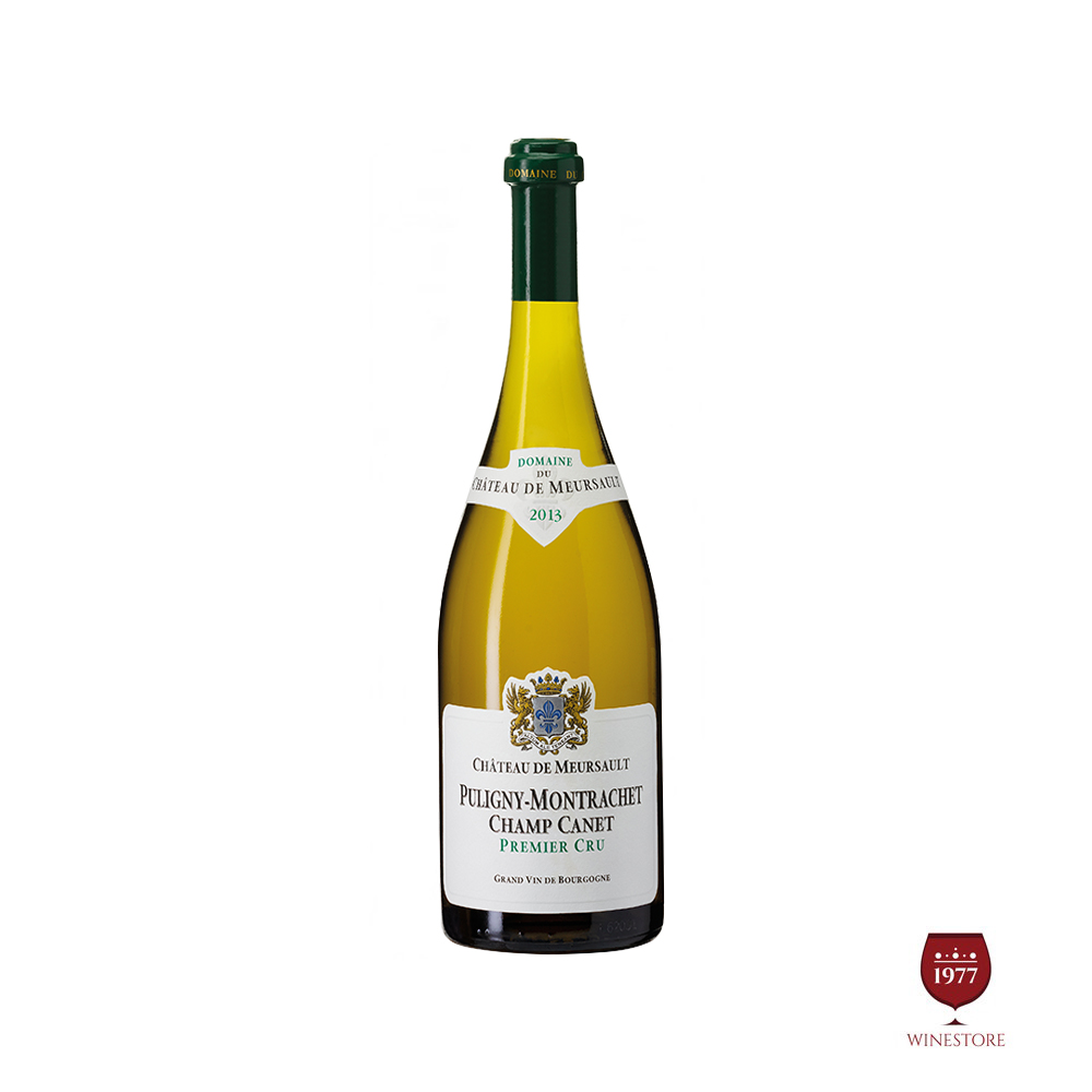 Puligny – Montrachet Champ Canet 2013 Chardonnay