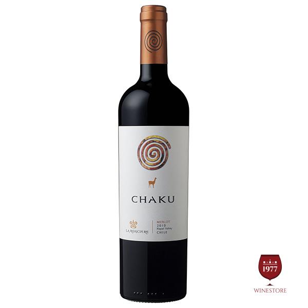 Rượu Vang Chaku Merlot – Vang Chile Giá Tốt Chiết Khấu Cao