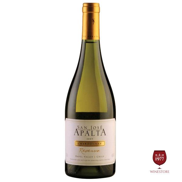 Rượu Vang Chile San Jose de APALTA Reserva Chardonnay