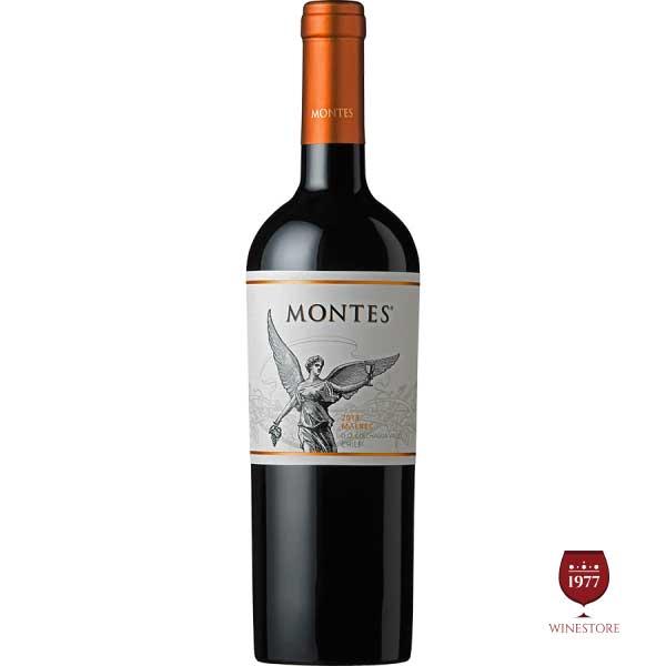 Rượu Vang Montes Classic Series Malbec – Vang Chile Giá Tốt