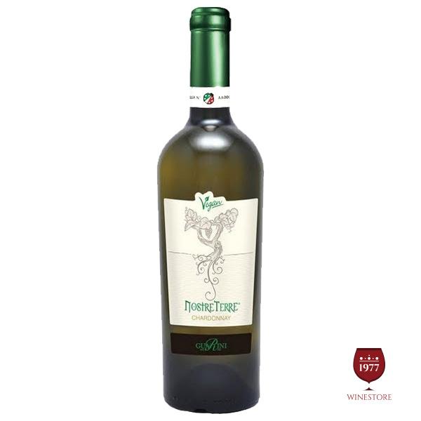 Rượu Vang Nostre Terre Chardonnay
