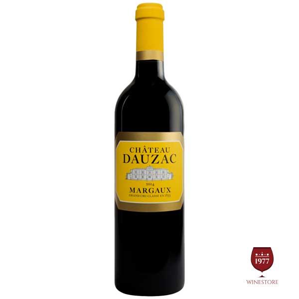 Rượu Vang Pháp Chateau Dauzac – Vang Cao Cấp Vùng Margaux
