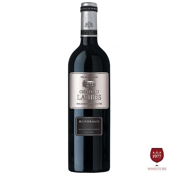 Rượu Vang Pháp Chateau LAUBES