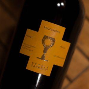 rượu vang ROCCAMORA Negroamaro
