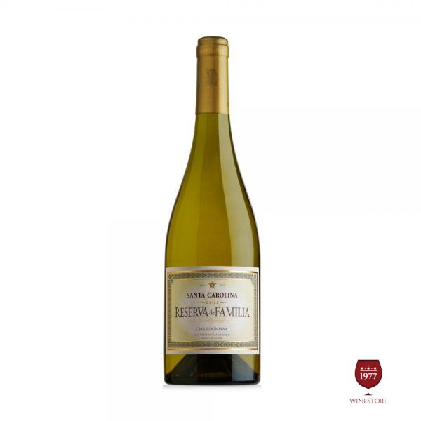 Rượu Vang Chile Reserva De Familia Chardonnay