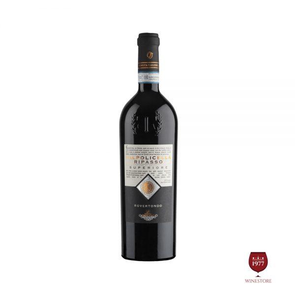 Rượu Vang Rovertondo Valpolicella Superiore Ripasso – Vang Ý Cao Cấp
