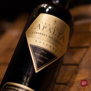 rượu vang San Jose de APALTA Reserva Cabernet Sauvignon