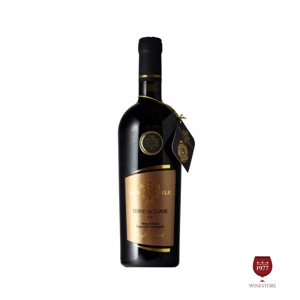 Rượu Vang Santi Nobile – Vang Ý Cao Cấp Thượng Hạng