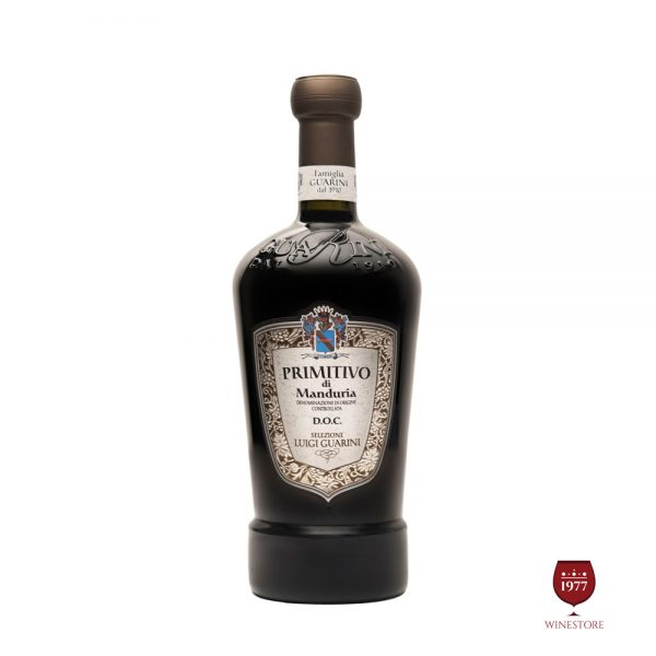 Rượu Vang Selezione Luigi Guarini – Vang Ý Primitivo Cao Cấp