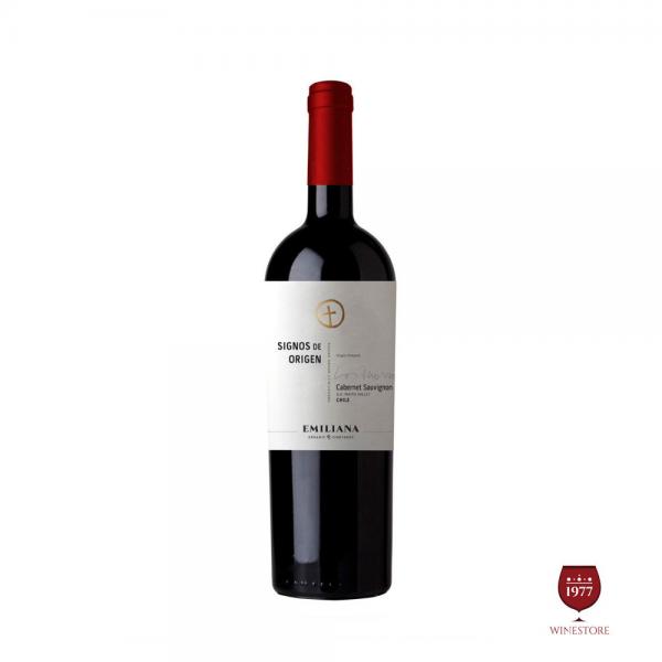 Rượu Vang Chile Signos de Origen Cabernet Sauvignon