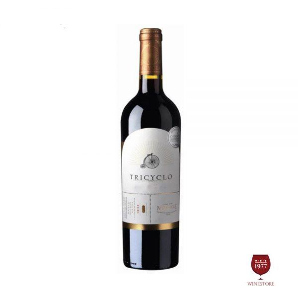 Rượu Vang Chile TRICYCLO
