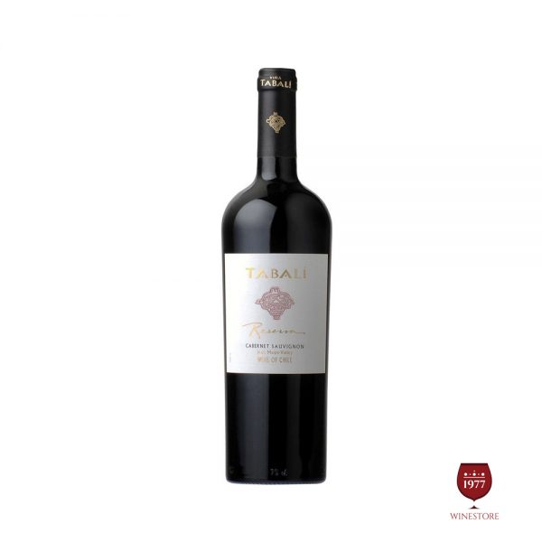Rượu Vang Chile Tabali Reserva Cabernet Sauvignon