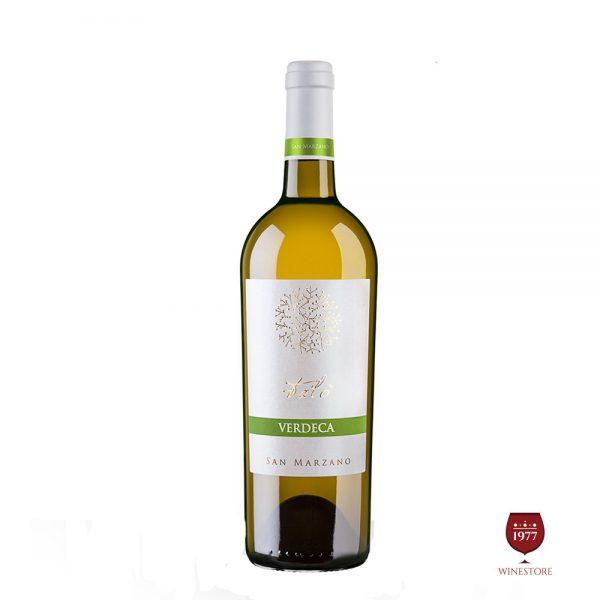 Rượu Vang Talo Verdeca – Vang Trắng Ngon Của Ý