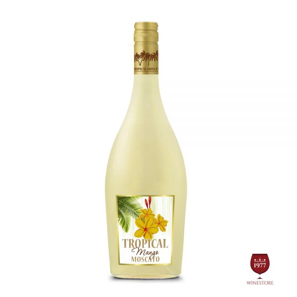 Cocktail Tropical Mango Moscato – Cocktail Trái Cây Của Ý