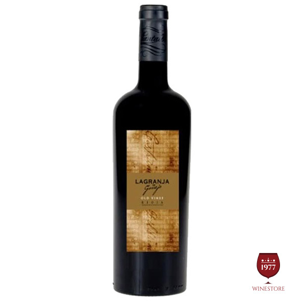 Vang Tây Ban Nha Lagranja Old Vines 2014
