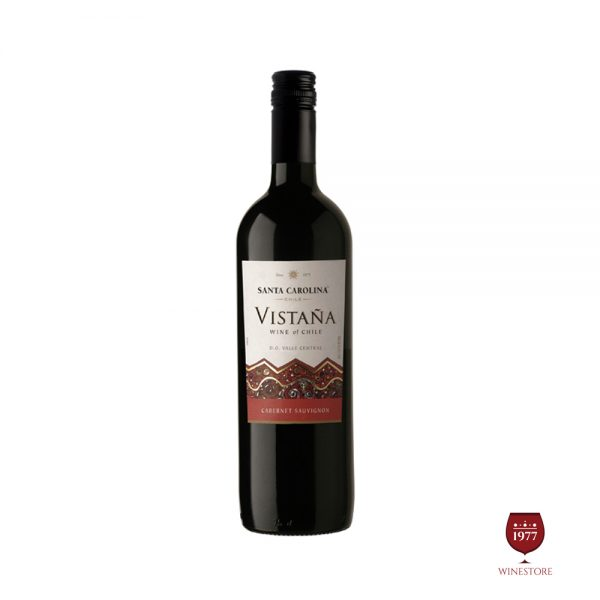 Rượu Vang Chile Vistana Cabernet Sauvignon Merlot