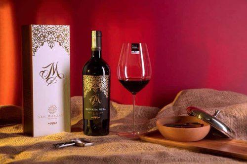 đặc điểm của rượu vang M Malvasia Nera