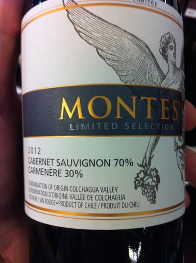 đặc điểm Montes Limited Selection Cabernet Sauvignon Carmenere