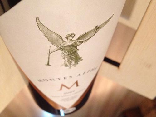 đặc điểm rượu vang Montes Alpha M