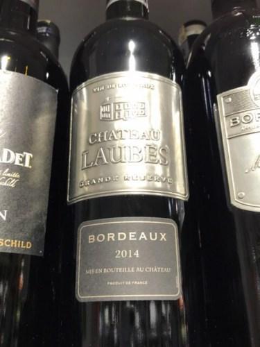đặc điểm rượu vang pháp Chateau Laubes