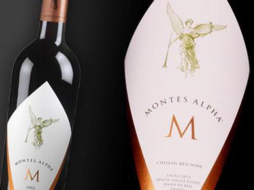 đặc điểm vang Chile Montes Alpha M