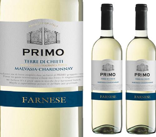 đặc điểm vang trắng primo malvasia chardonnay